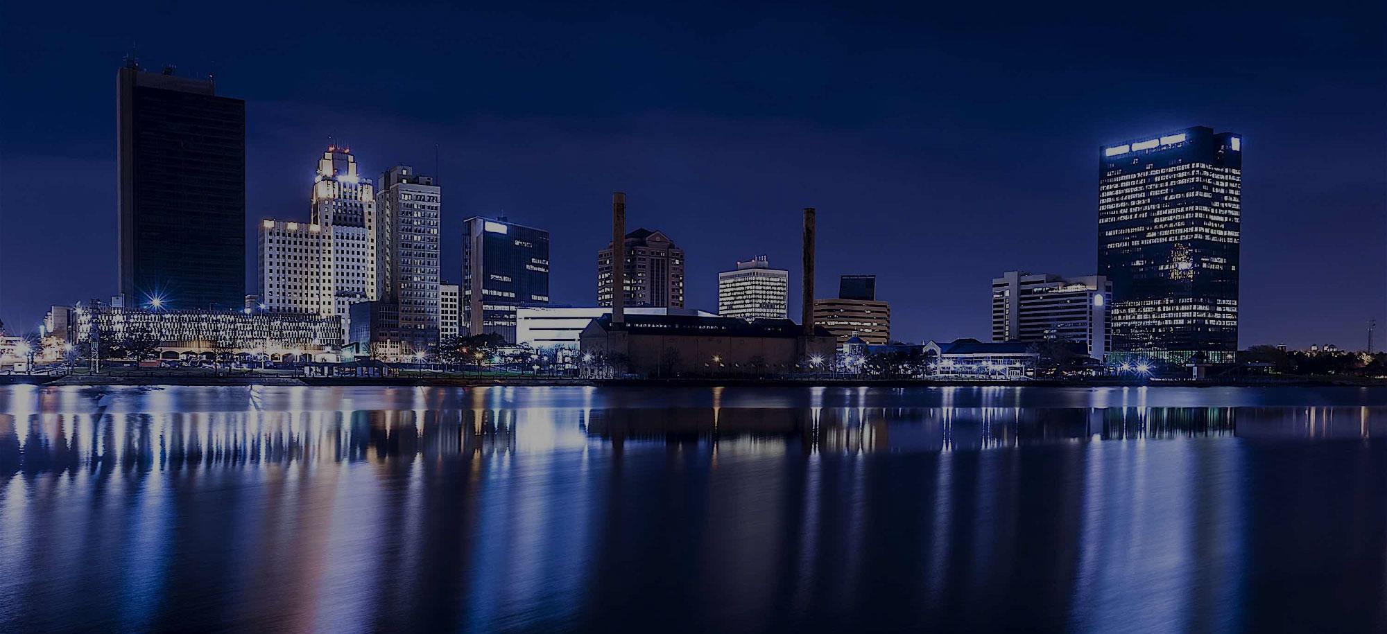 City - Night