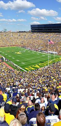Ann Arbor Football Stadium